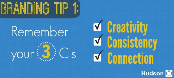 3 Rules for Branding Beginners