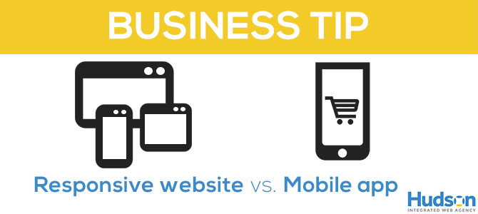 Responsive Website vs. Mobile App: Which is Better for Your Business?