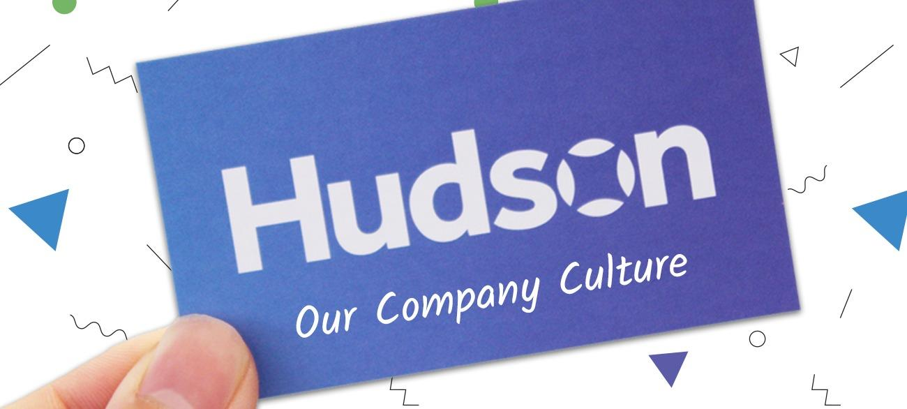 Inside Hudson: Our Company Culture