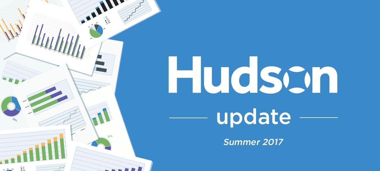Hudson Update | Summer 2017