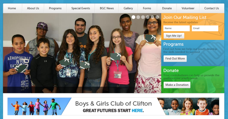 Boys & Girls Club of Clifton Image 1