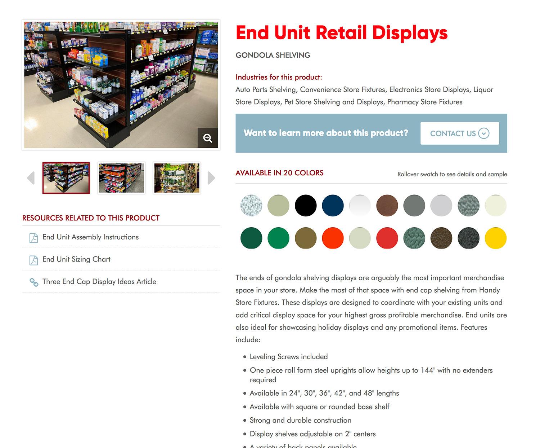 Handy Store Fixtures Image 1