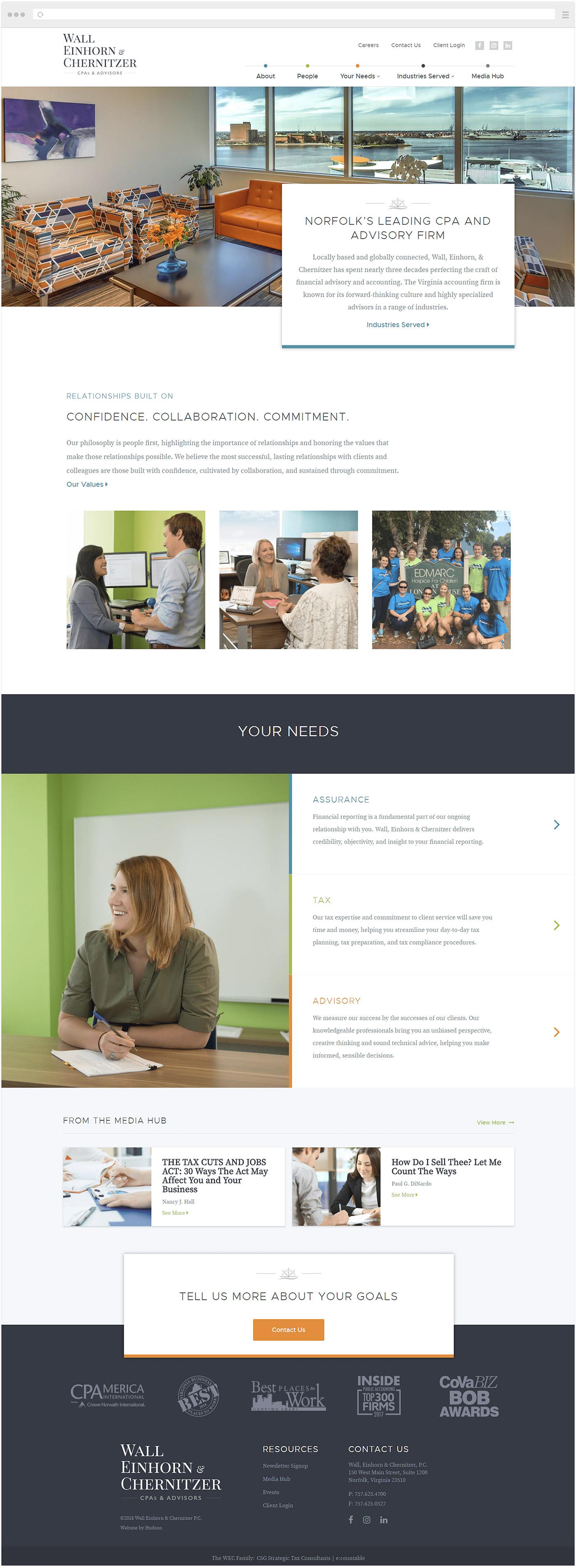 WEC Homepage