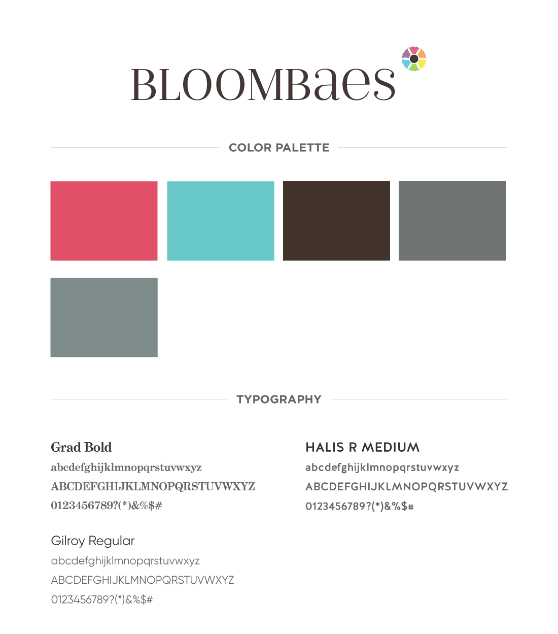 Bloombaes Case Study Style Guide