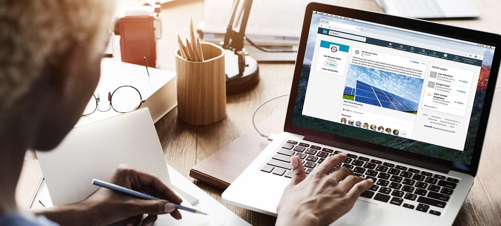 LinkedIn Ad Strategy