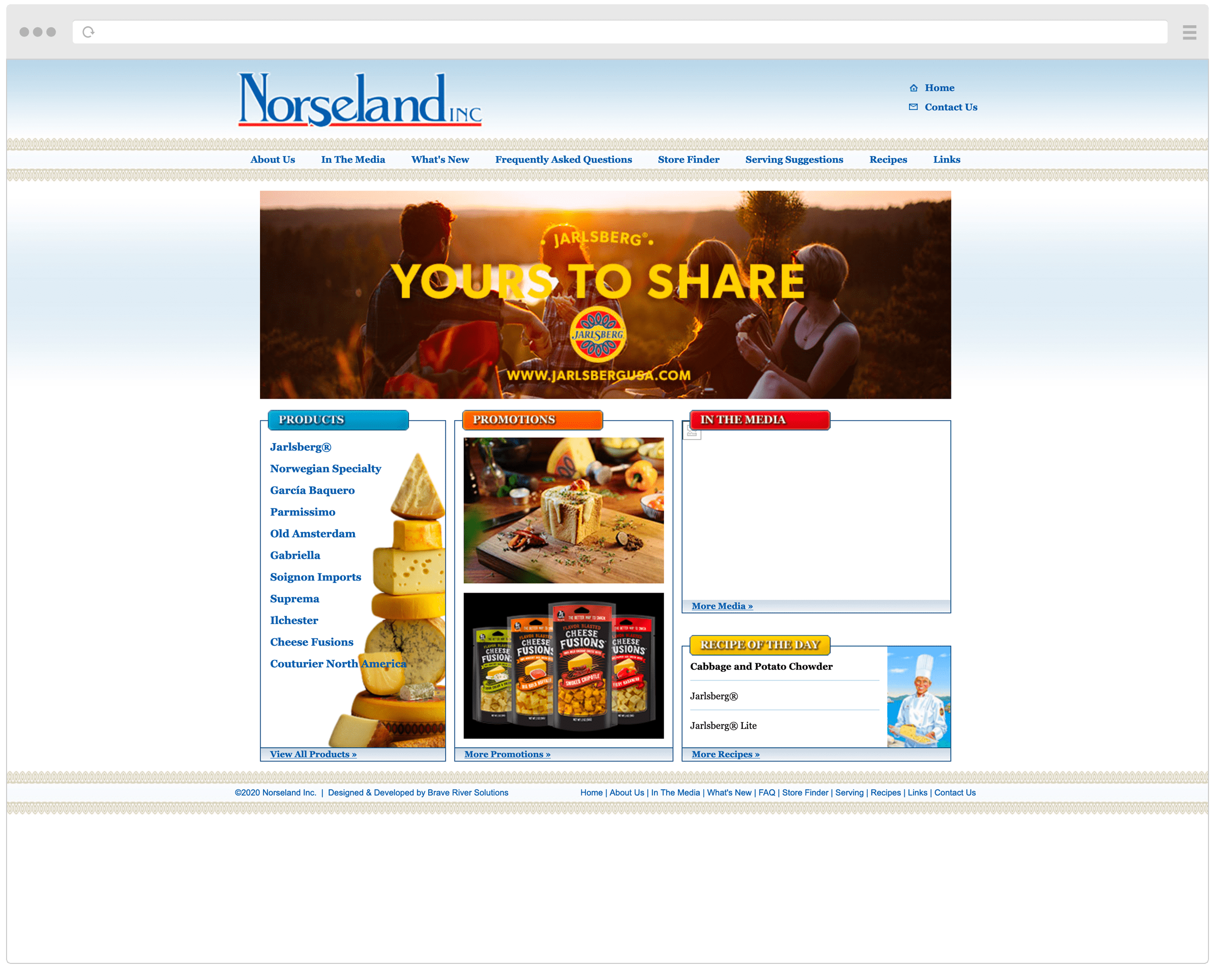 Old Norseland Homepage