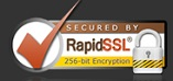 Security badge on website