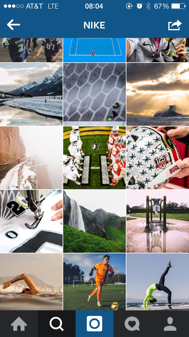 Examples of Good Business Instagram Posts