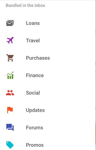 Inbox App Bundles