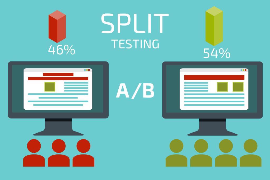 AB Testing and Split Testing