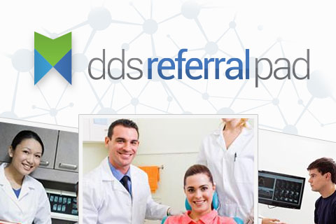 DDS Referral Pad