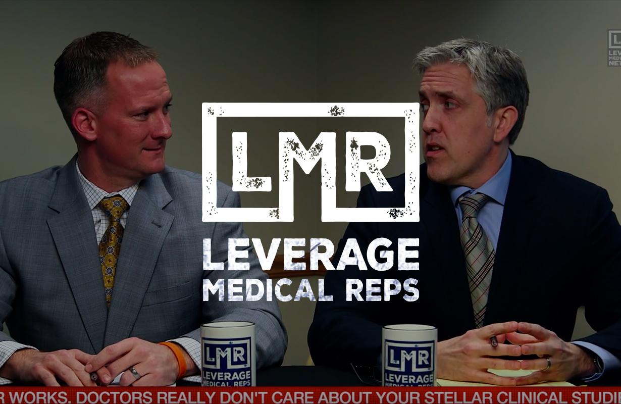 Leverage Medical Reps