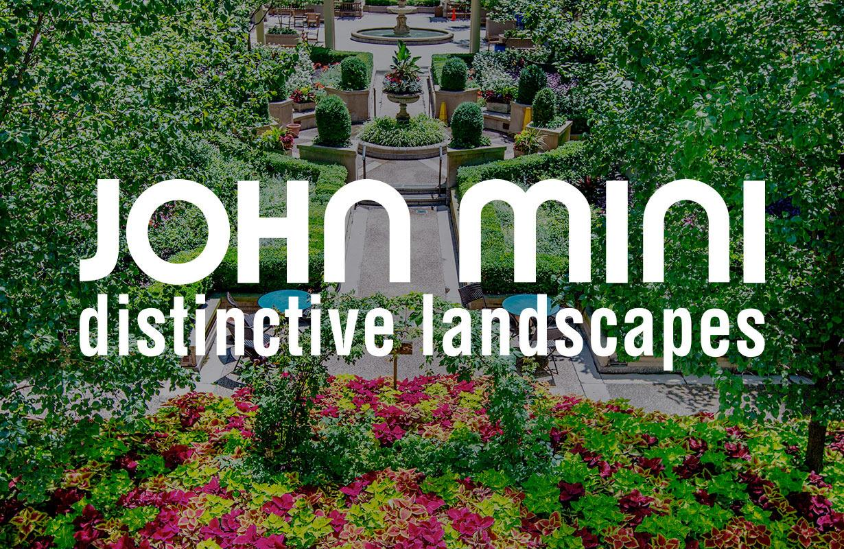 John Mini Distinctive Landscapes