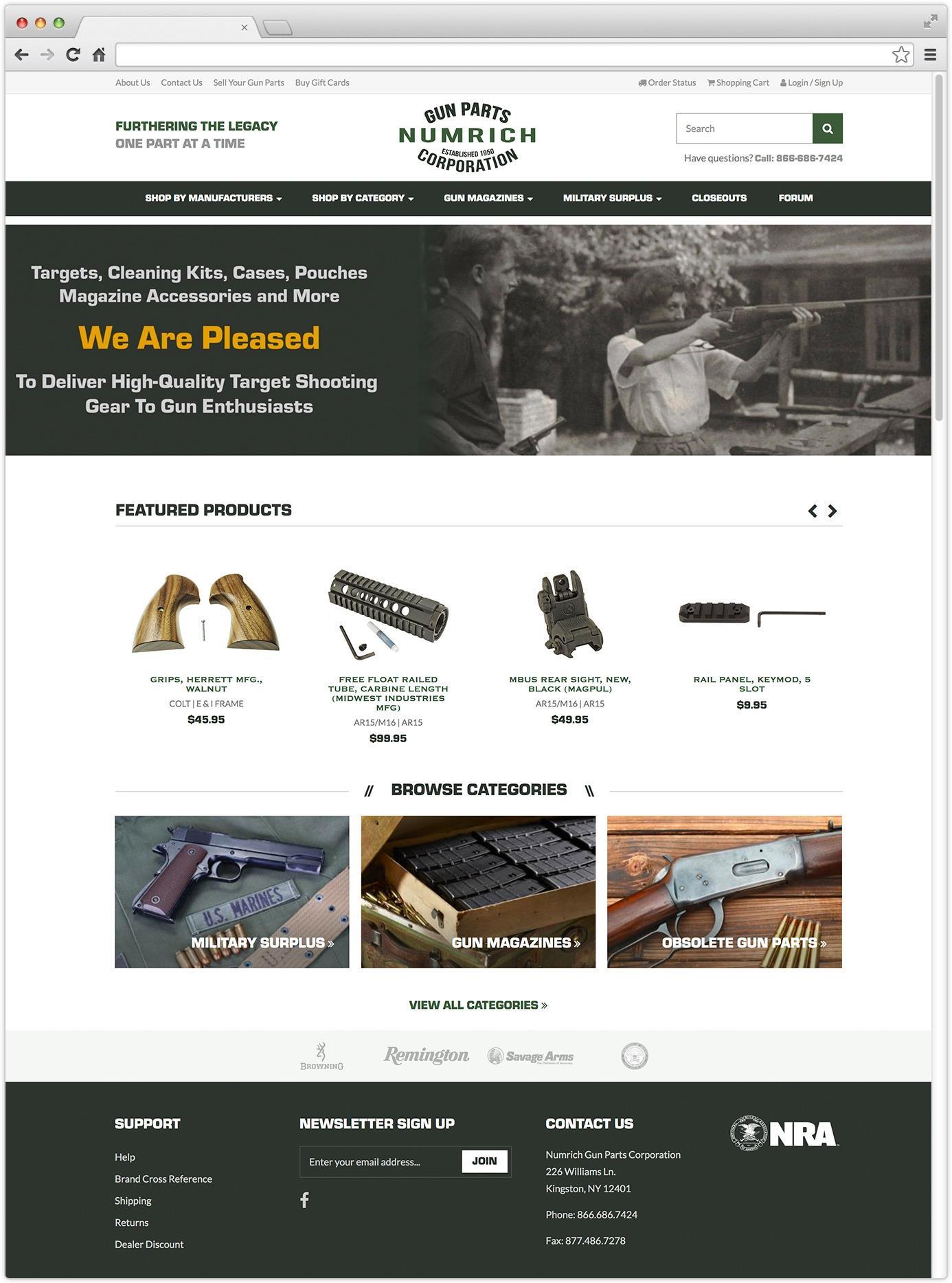 Numrich Gun Parts Corporation