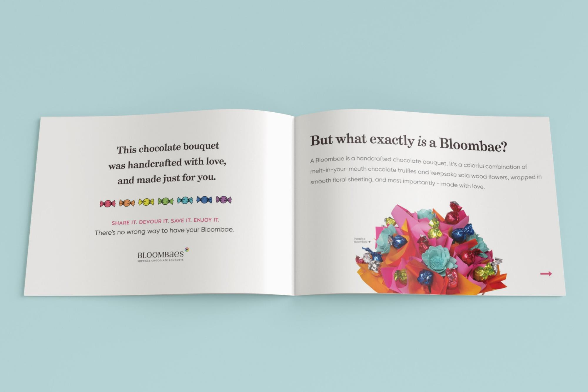 Bloombaes Brochure